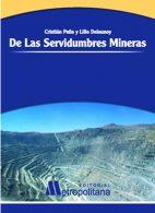 De las servidumbres mineras